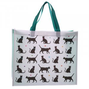 BLACK CATS Shopping Bag