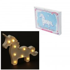 WHITE UNICORN LED-Light