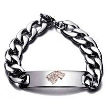 DRAGONIUS Stainless Steel Bracelet