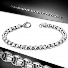 TERRY Stainless Steel Bracelet