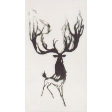 DEER 2 Temporary Tattoo