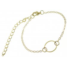 JANIKA Bracelet Golden Ring