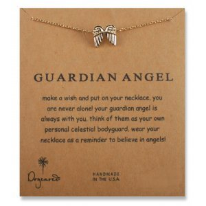 WINGS Golden Necklace